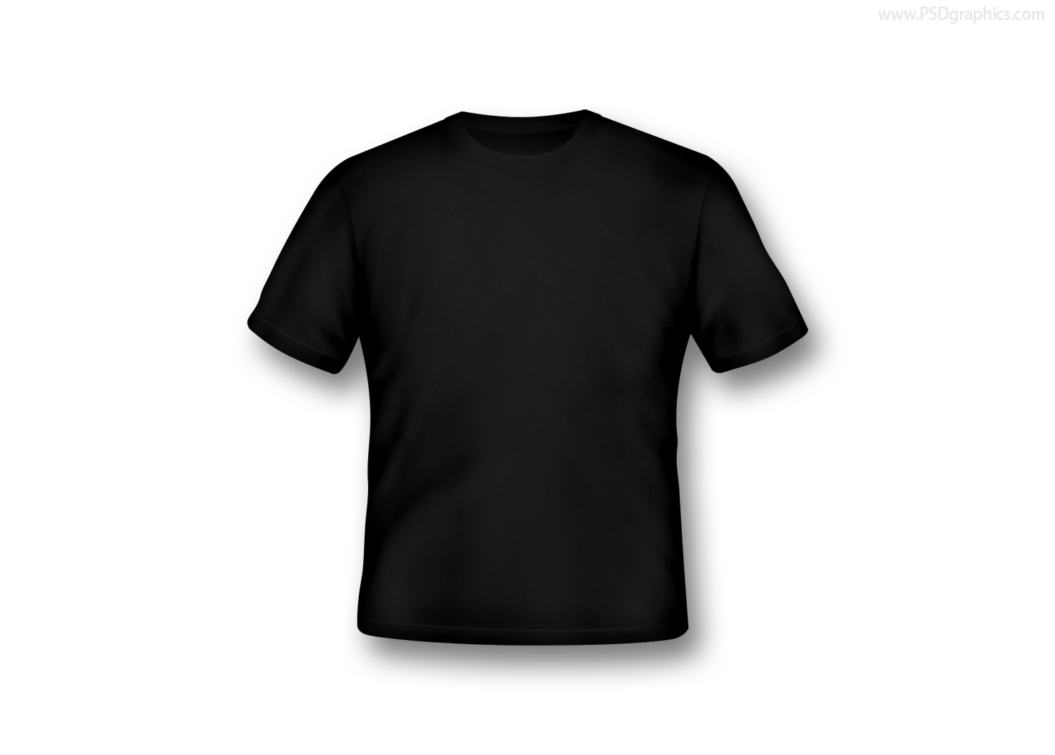 blank t shirts in various colors psdgraphics. Black Bedroom Furniture Sets. Home Design Ideas