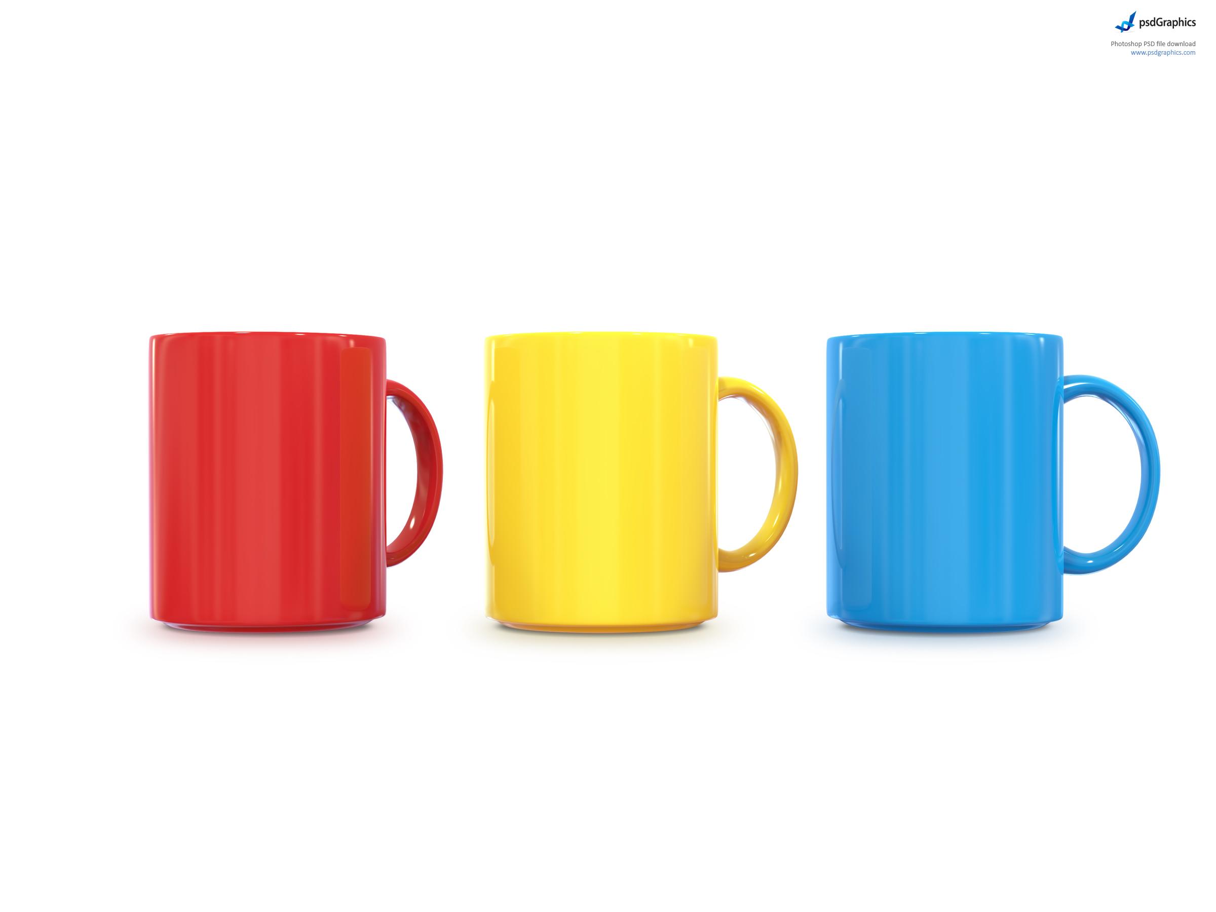 blank mugs psd template psdgraphics blank mugs psd template psdgraphics