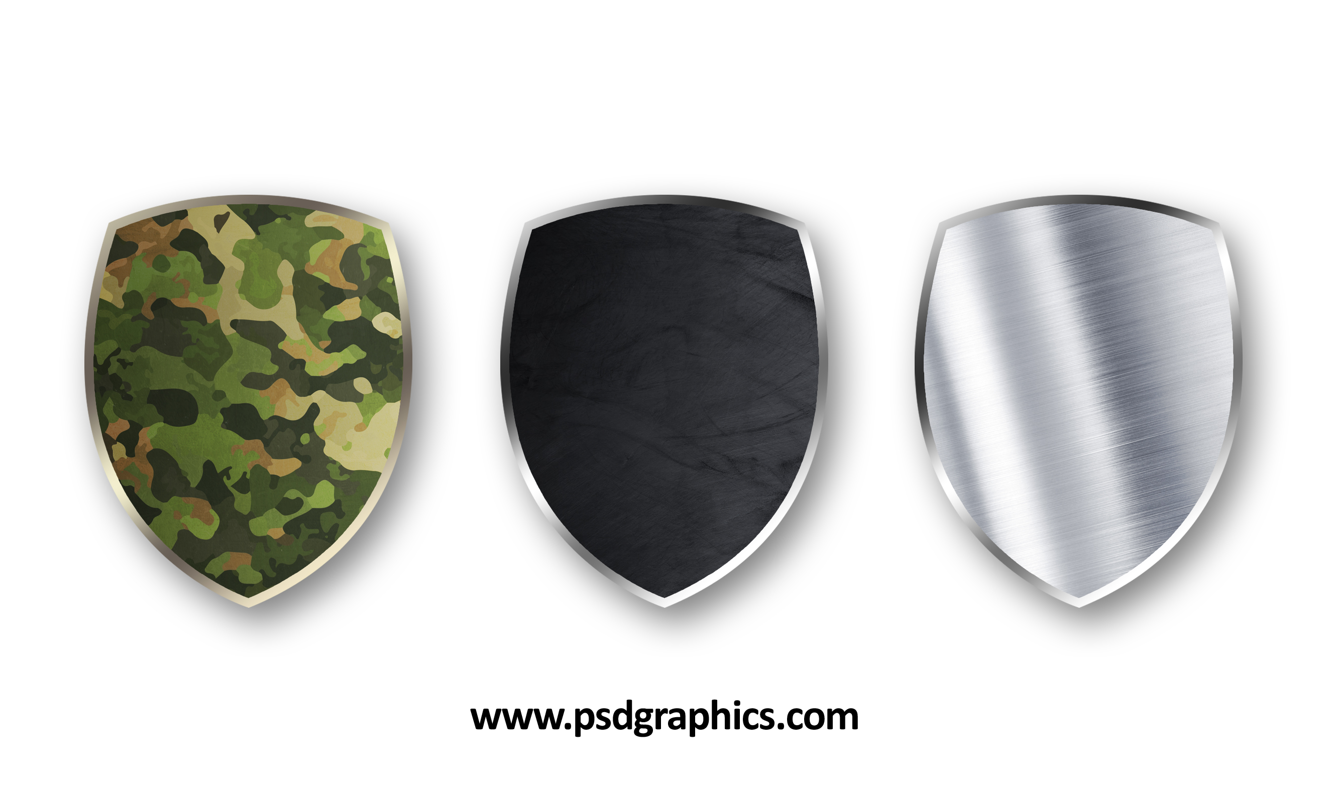 Blank shields psd templates psdgraphics full size jpg preview blank shields templates maxwellsz