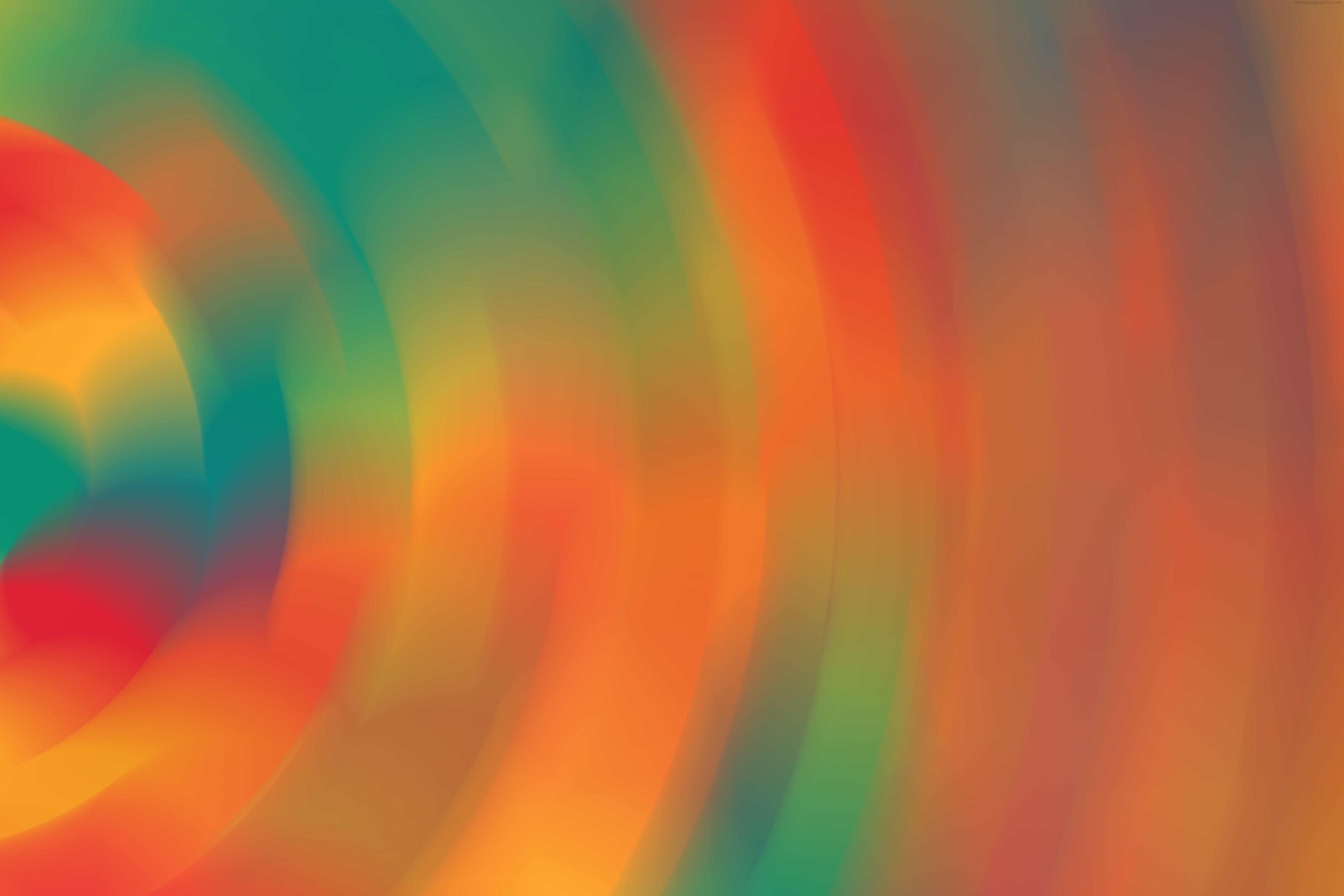 Abstract tropical colors background | PSDGraphics