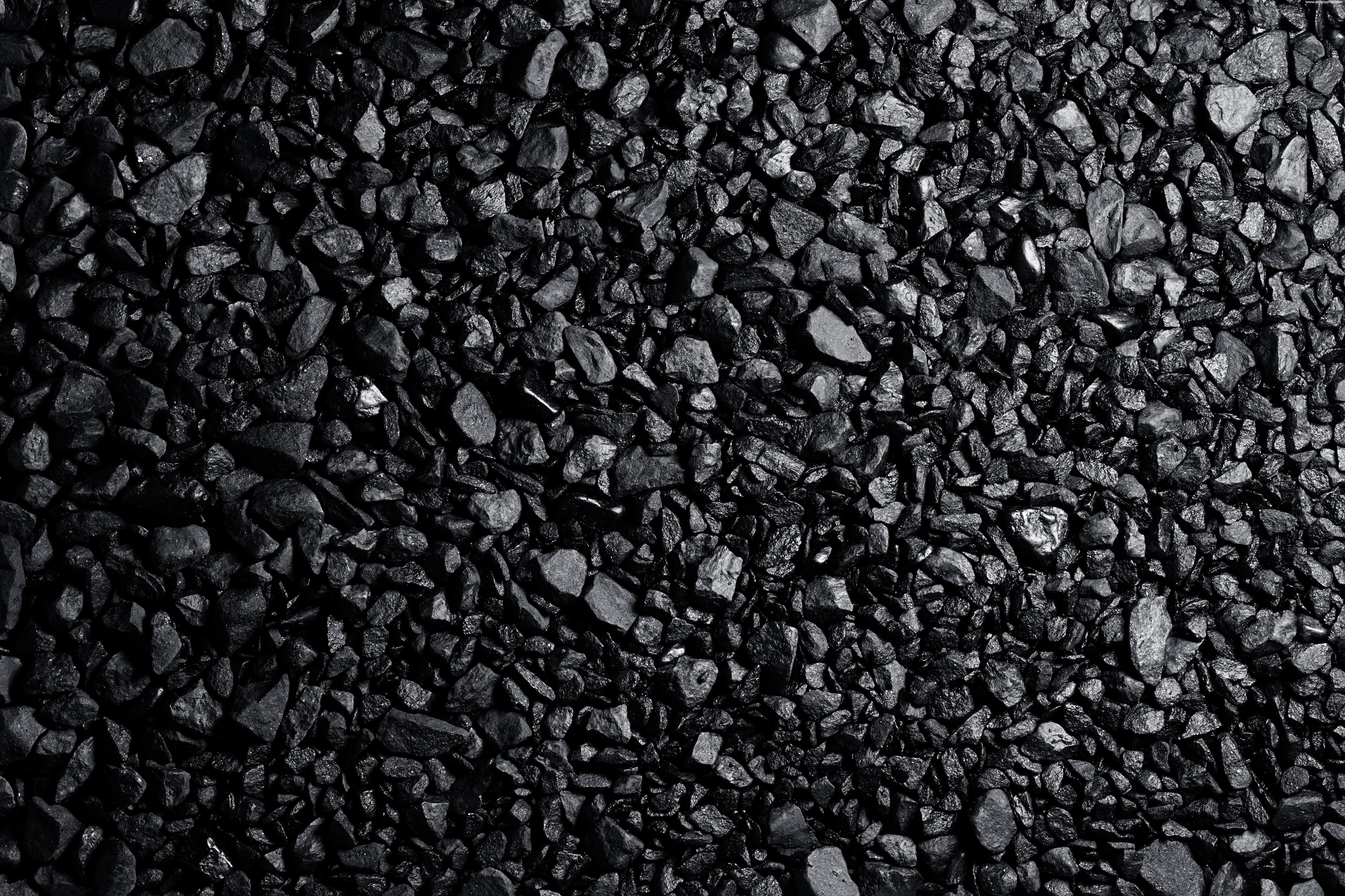 черный гравий