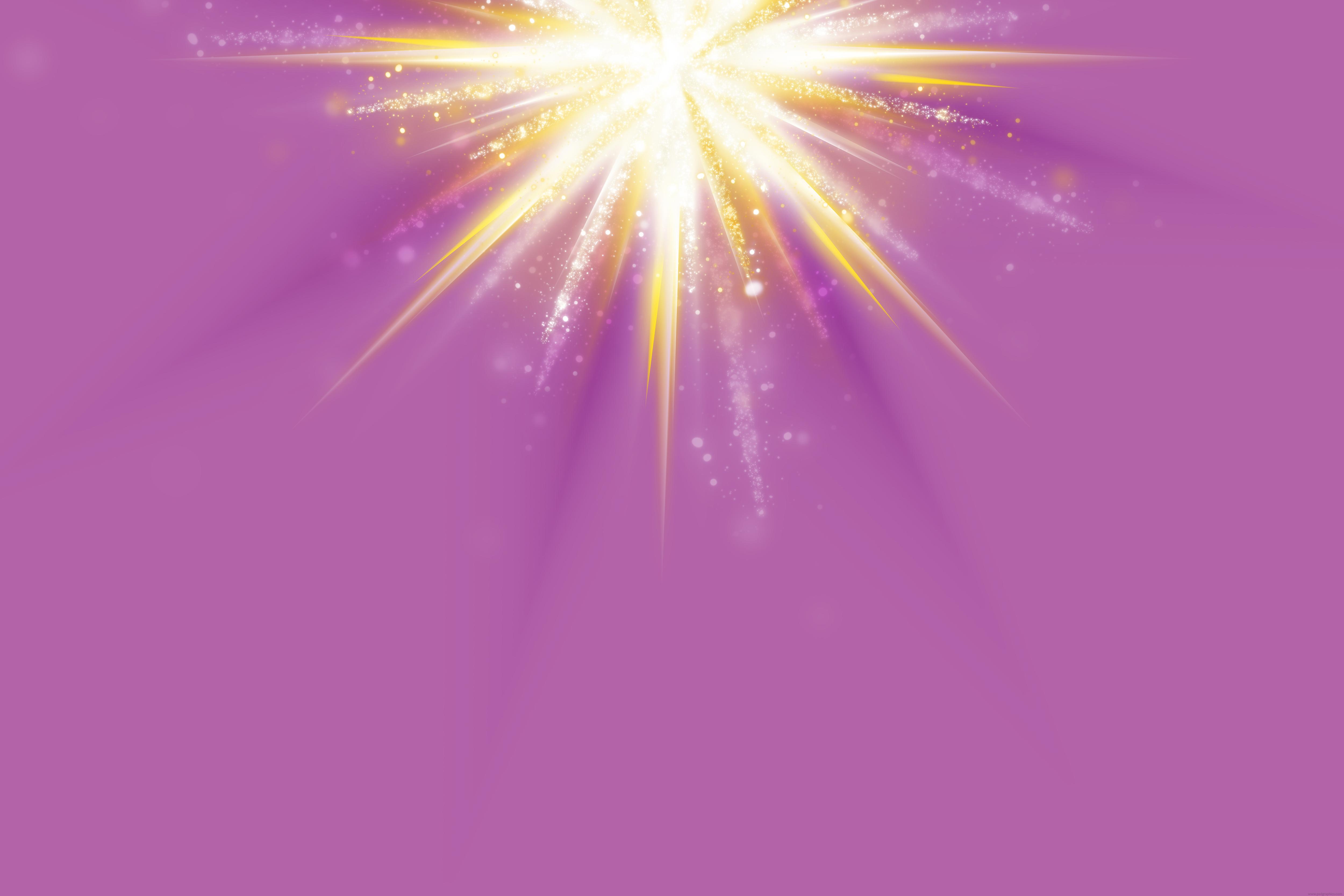 Bright yellow star background | PSDGraphics