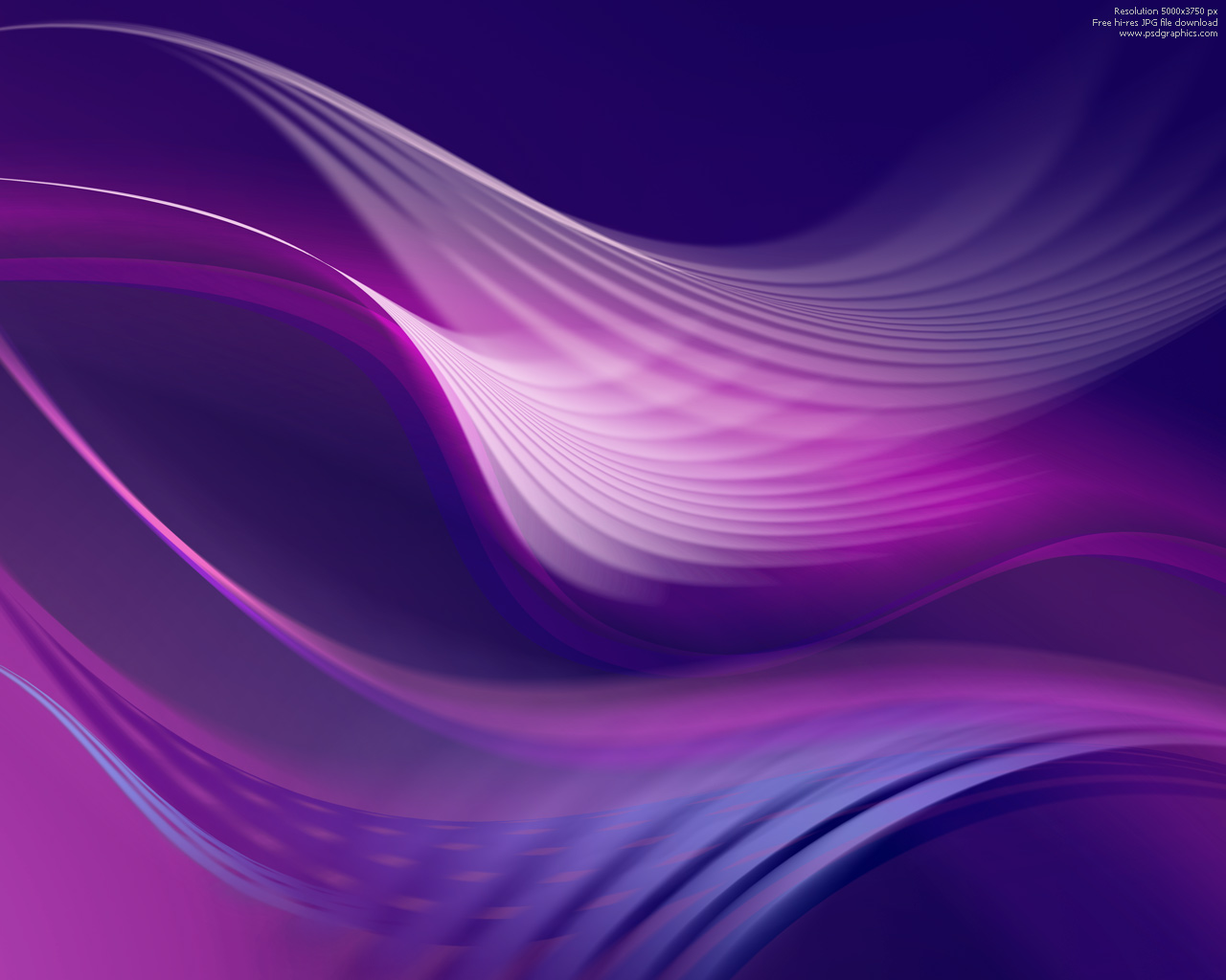 Abstract Purple Background Psdgraphics