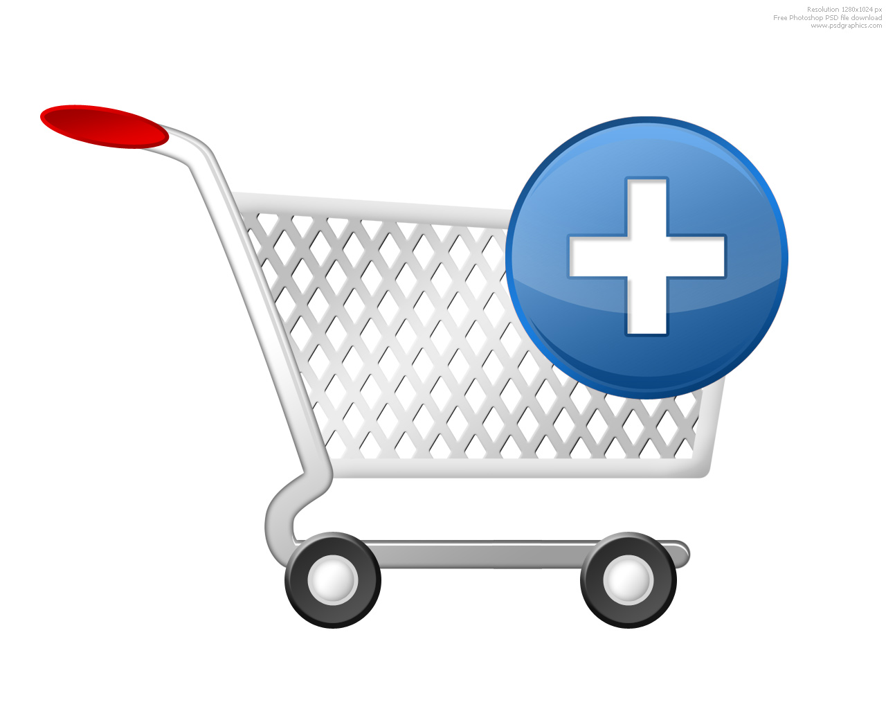 psd shopping cart icons set psdgraphics