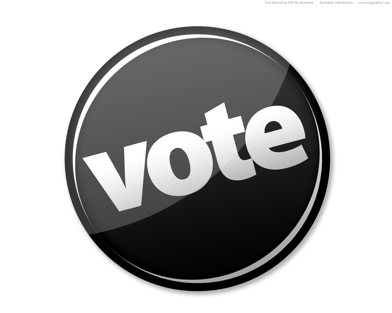 Photoshop empty and vote buttons | PSDGraphics