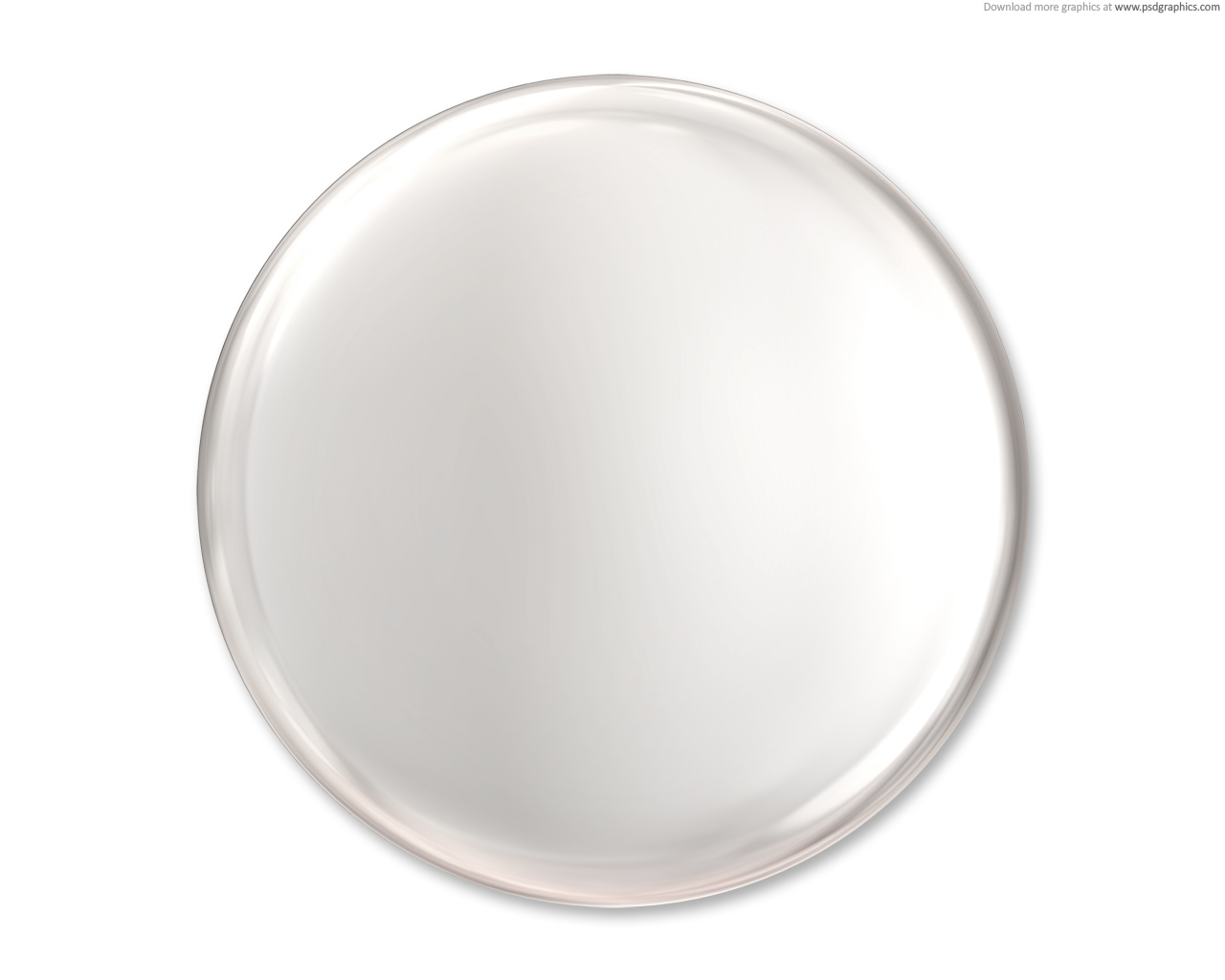 blank white badge psdgraphics
