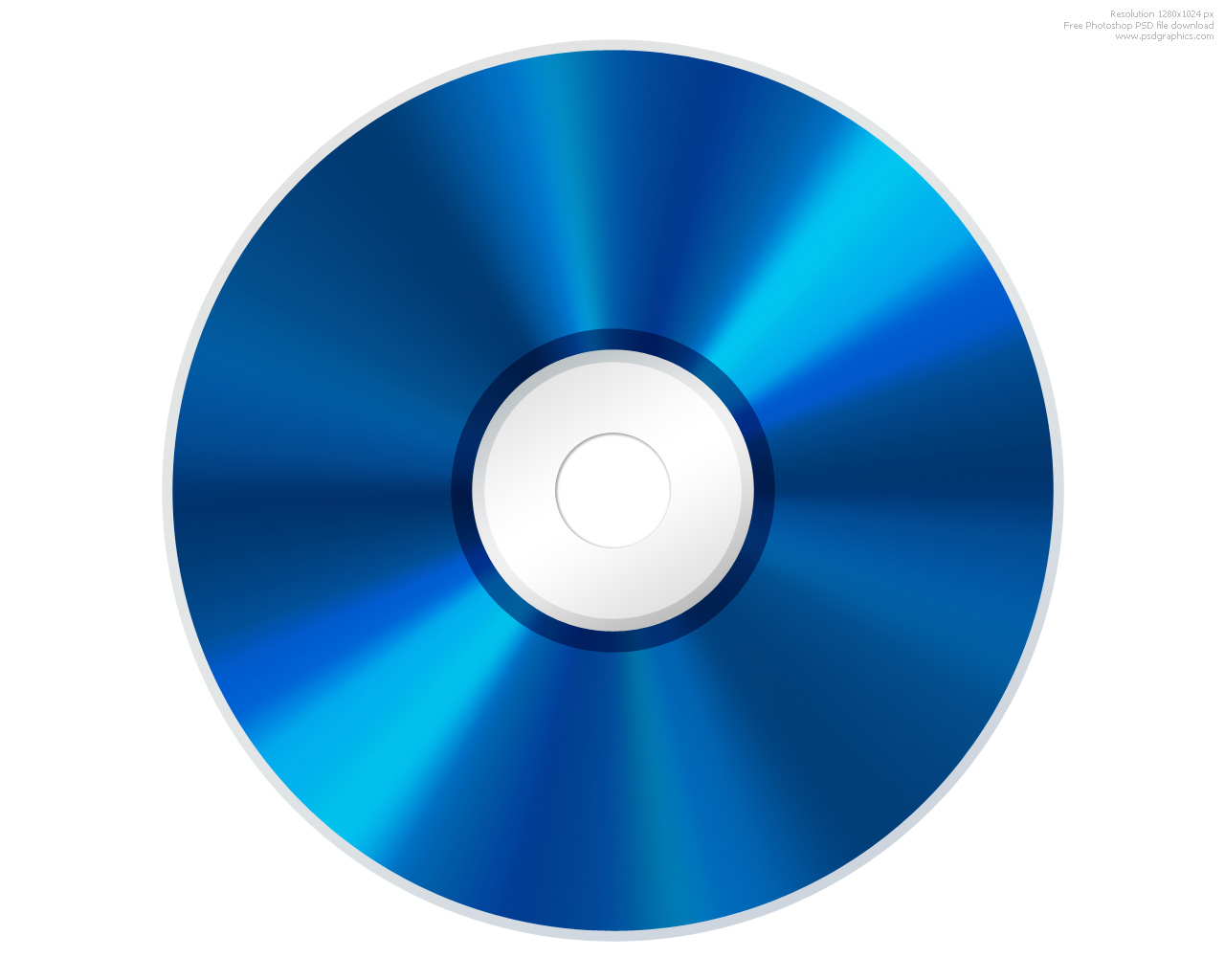 Blu-ray disc icon | PSDGraphics