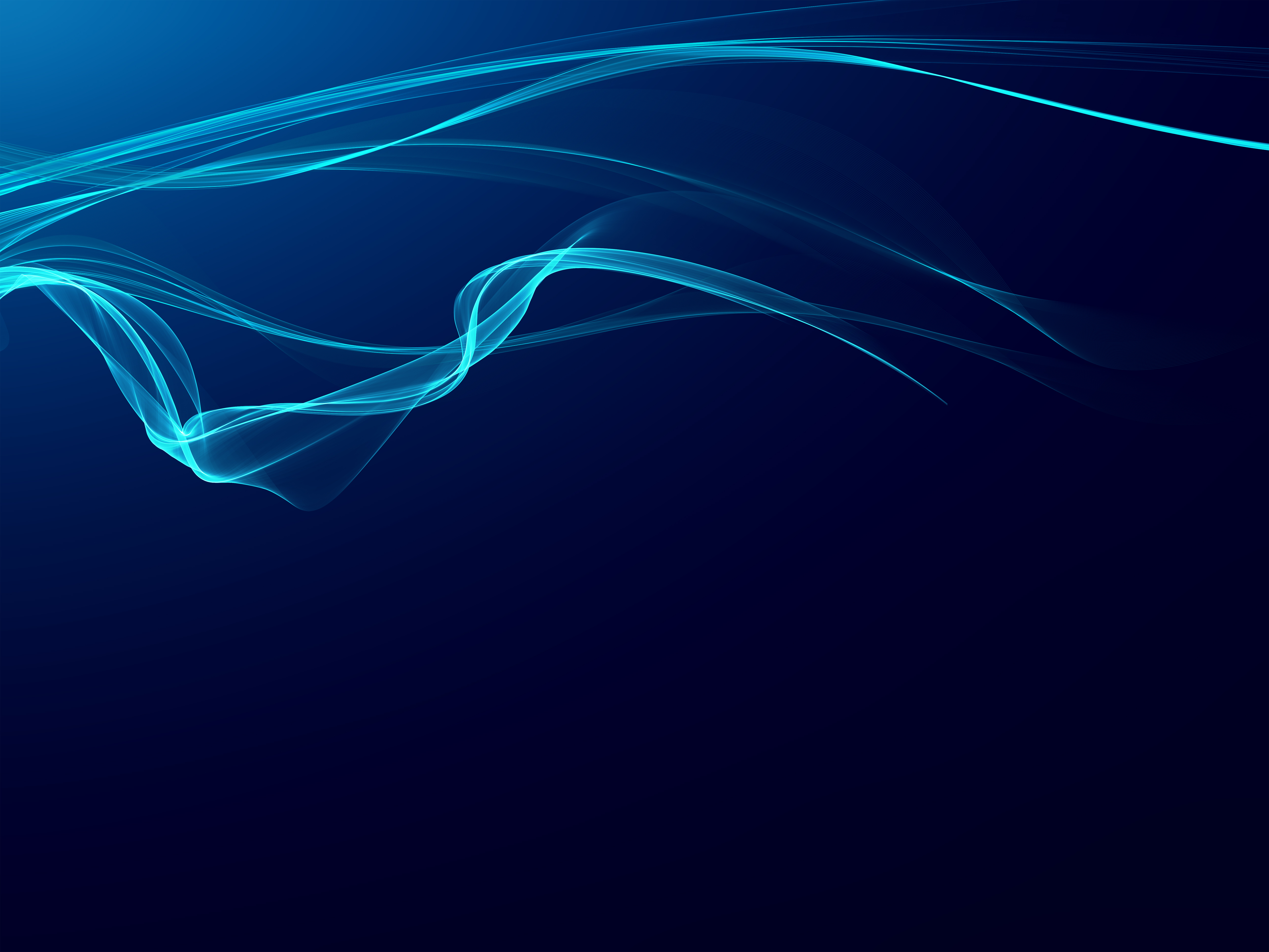 Blue smoke design  PSDGraphics
