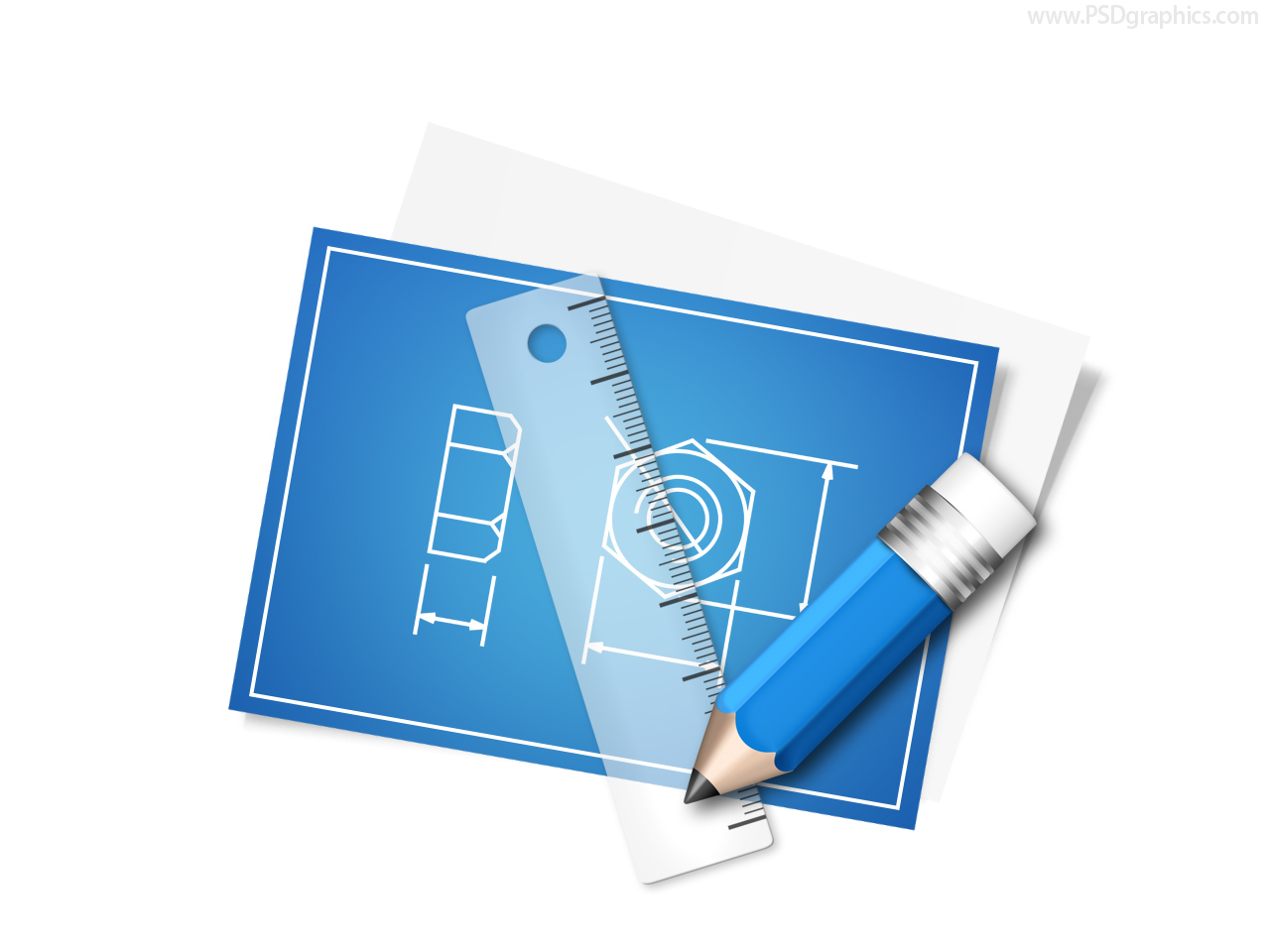 blueprint icon psd psdgraphics full size jpg preview blueprint icon