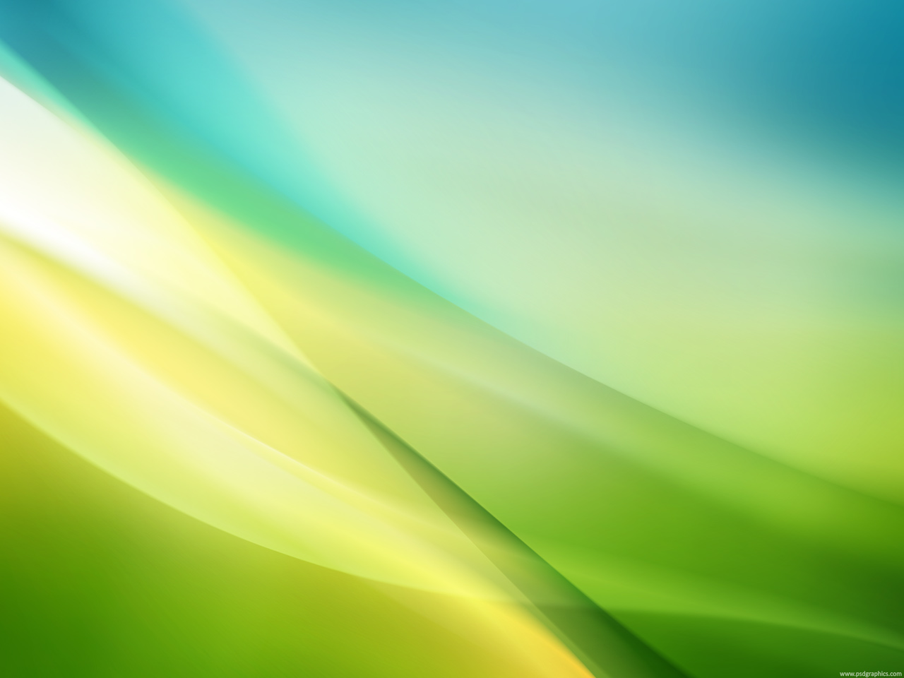 blue and green graphic wallpaper - photo #1