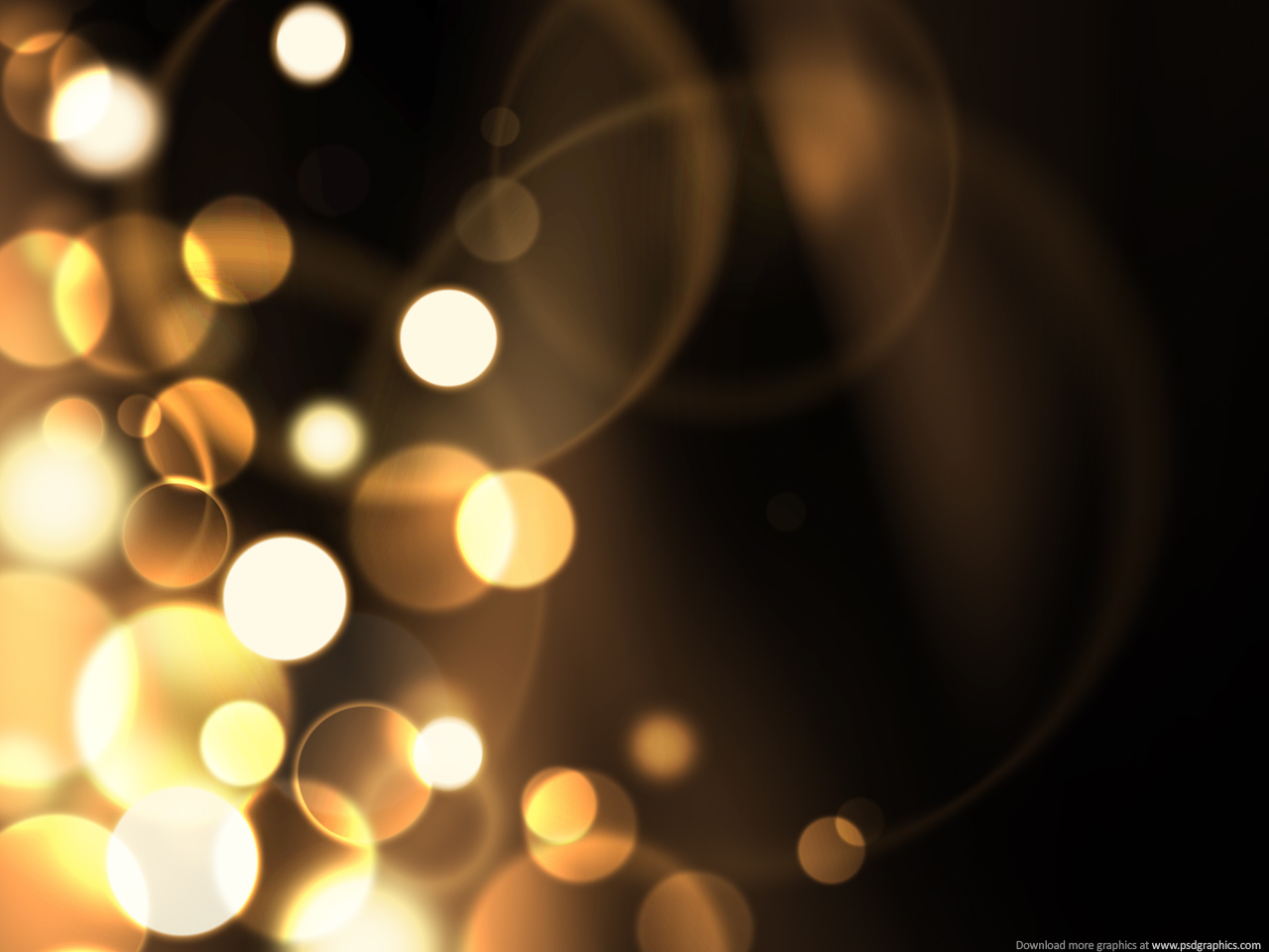 blurry sparkles background psdgraphics