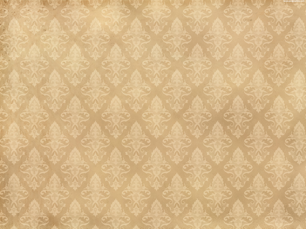 Brown vintage wallpaper psdgraphics for 3d brown wallpaper