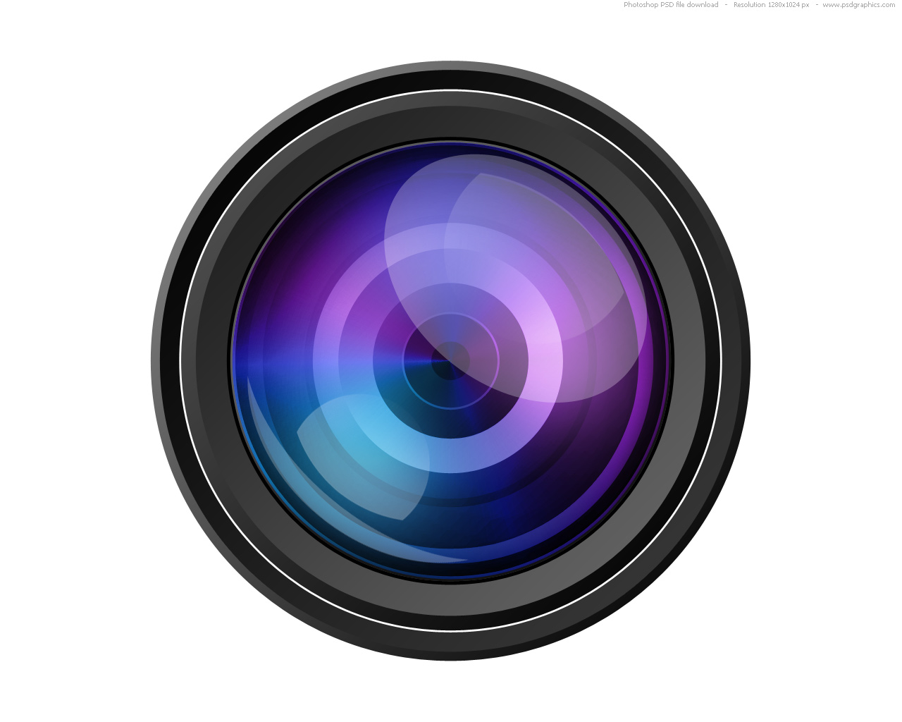 Full size –  preview: camera lens icon