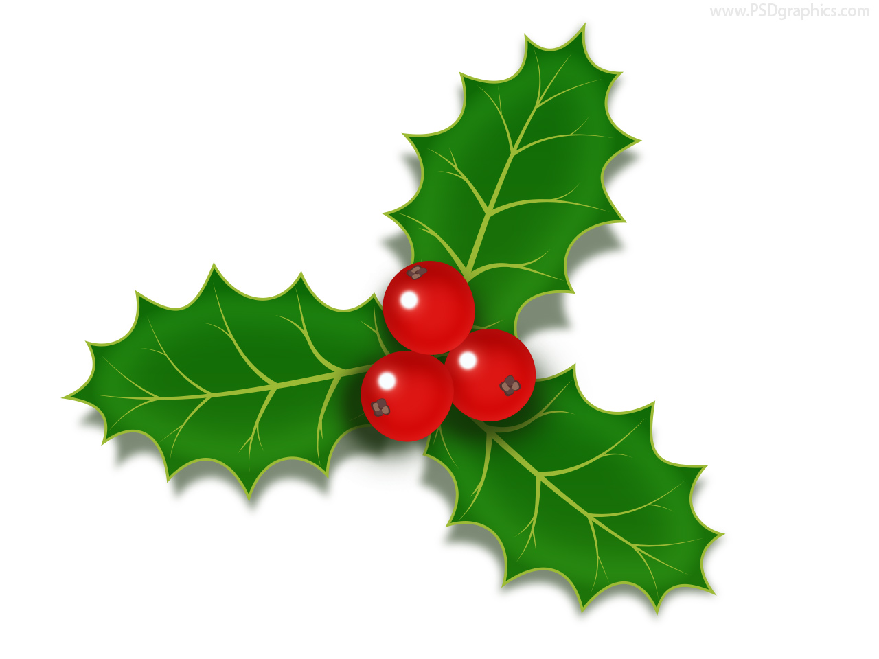 Christmas Holly Pictures | New Calendar Template Site
