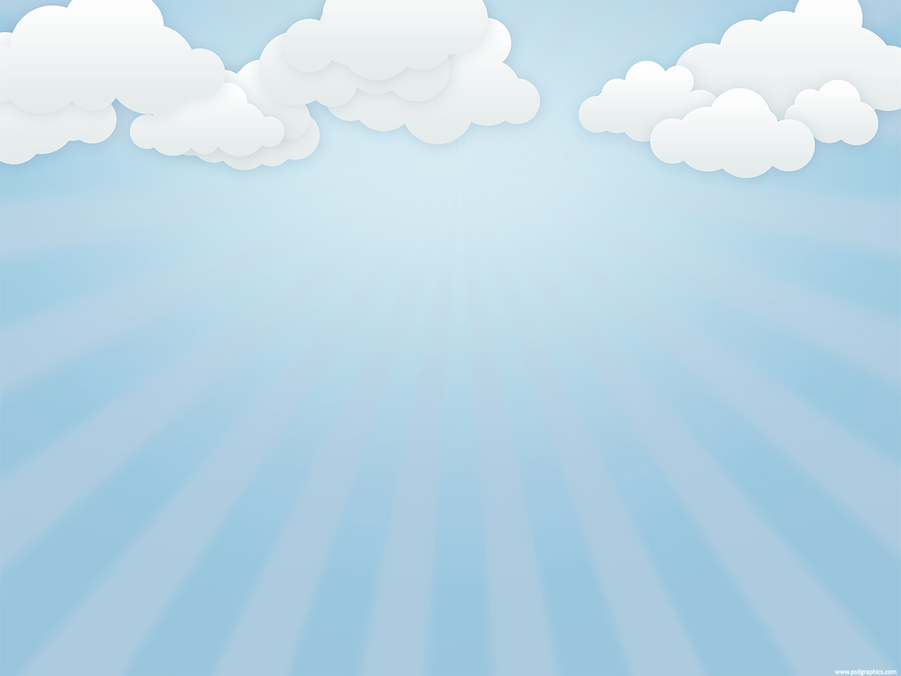 cloudy sky cartoon background psdgraphics rh psdgraphics com cartoon sky background free cartoon sky background vector