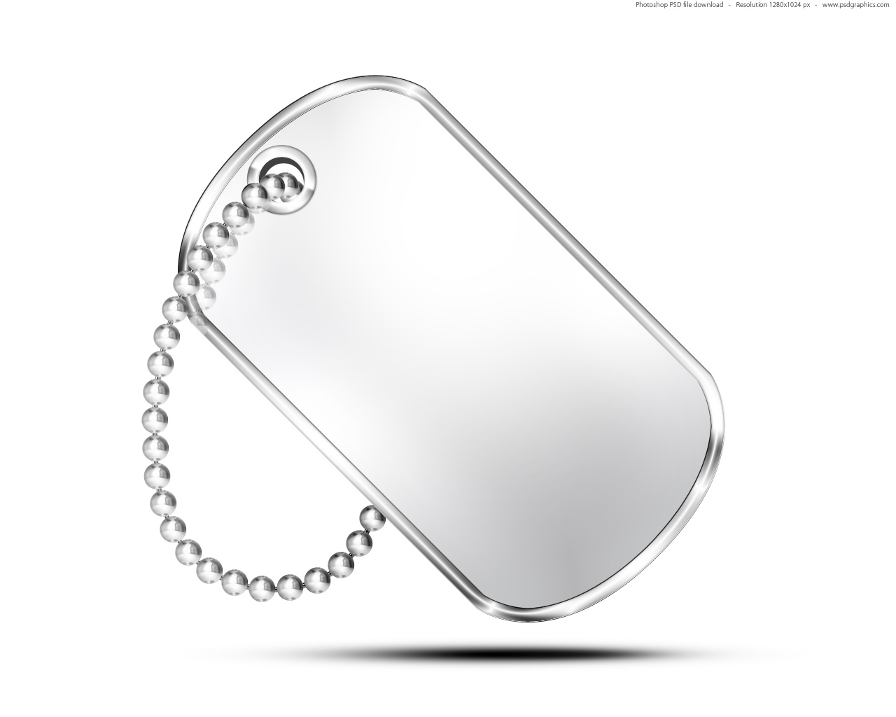 Full Size Jpg Preview Dog Tag Icon