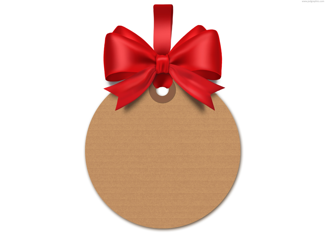 christmas gift icon psdgraphics psd icon middot gift tag