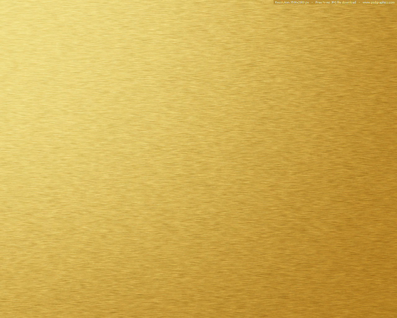 Keywords Gold Plate Shiny Metal Background Golden Texture Brushed Surface Author PSD Graphics
