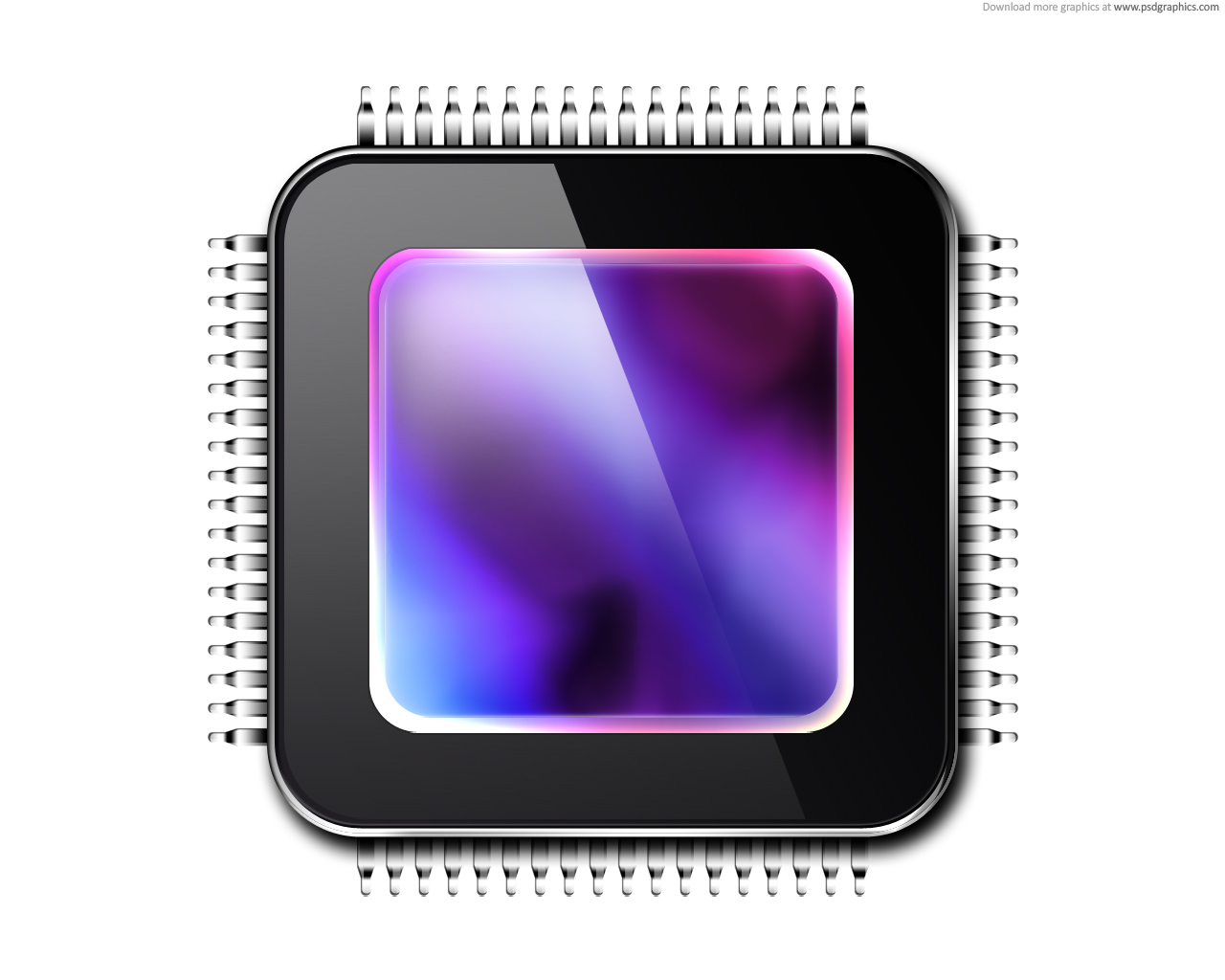File:Abstract i7 CPU icon.svg - Wikimedia Commons |Cpu Icon