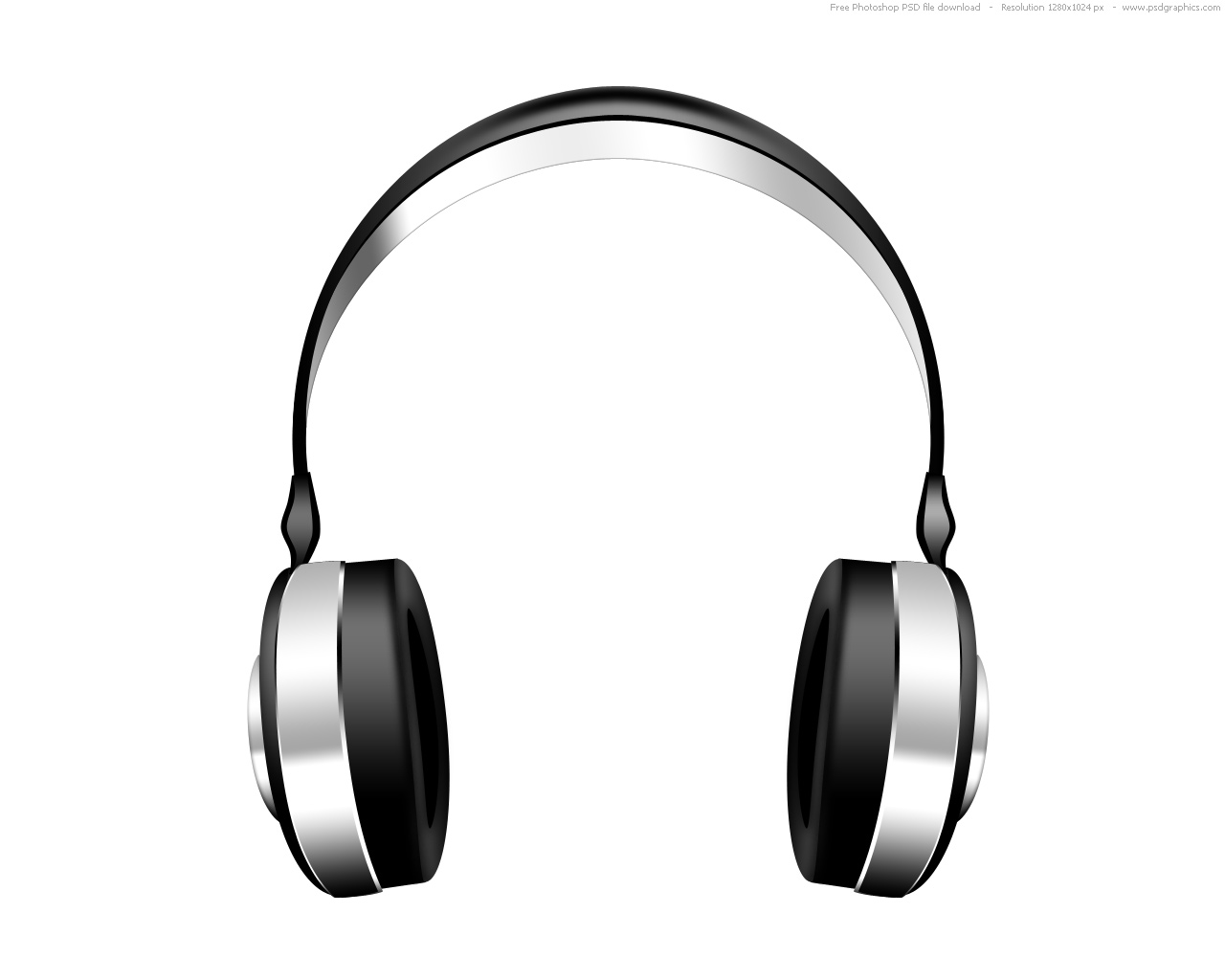 Full size – JPG preview: Headphones icon