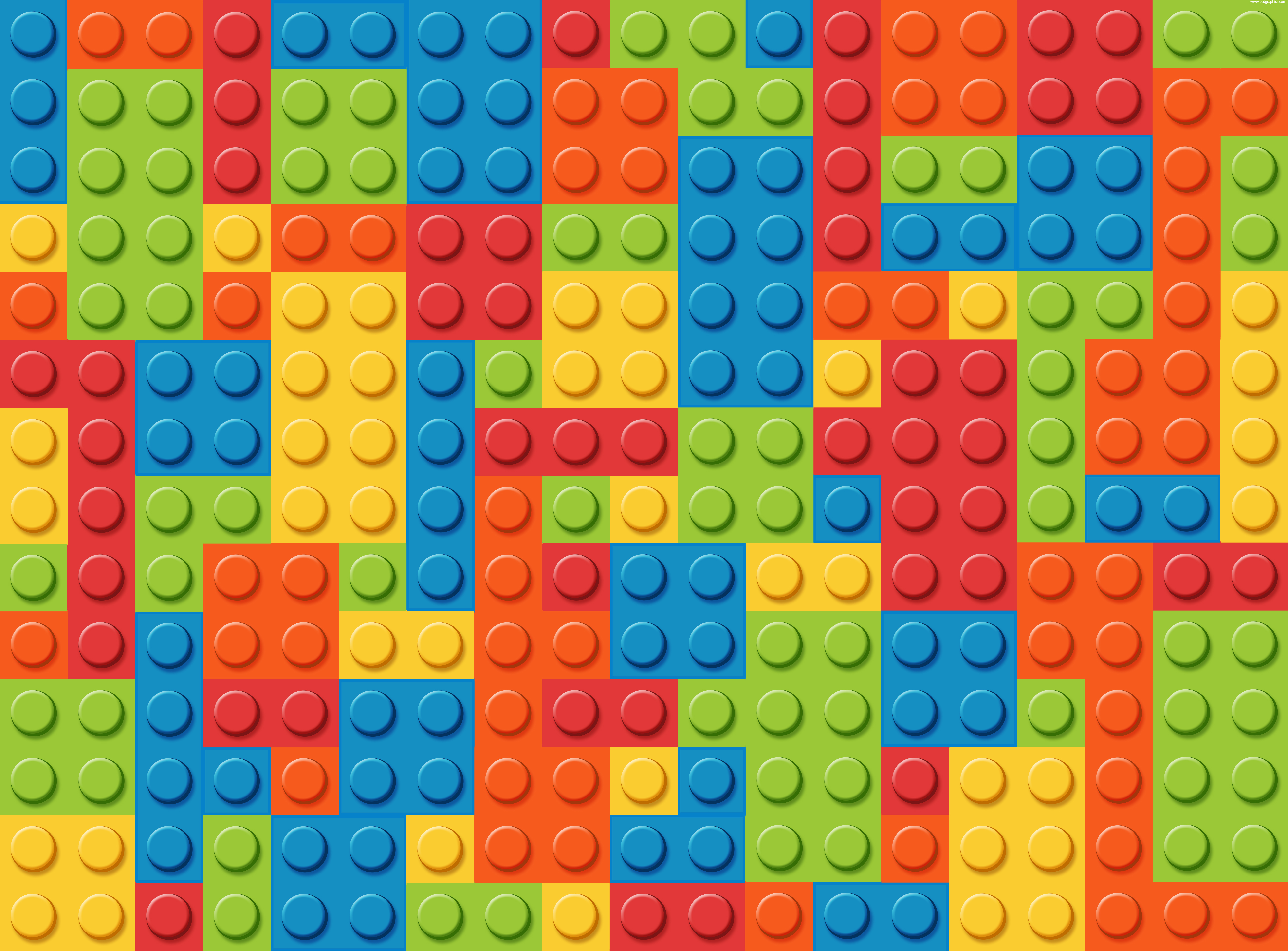 lego bricks pattern psdgraphics