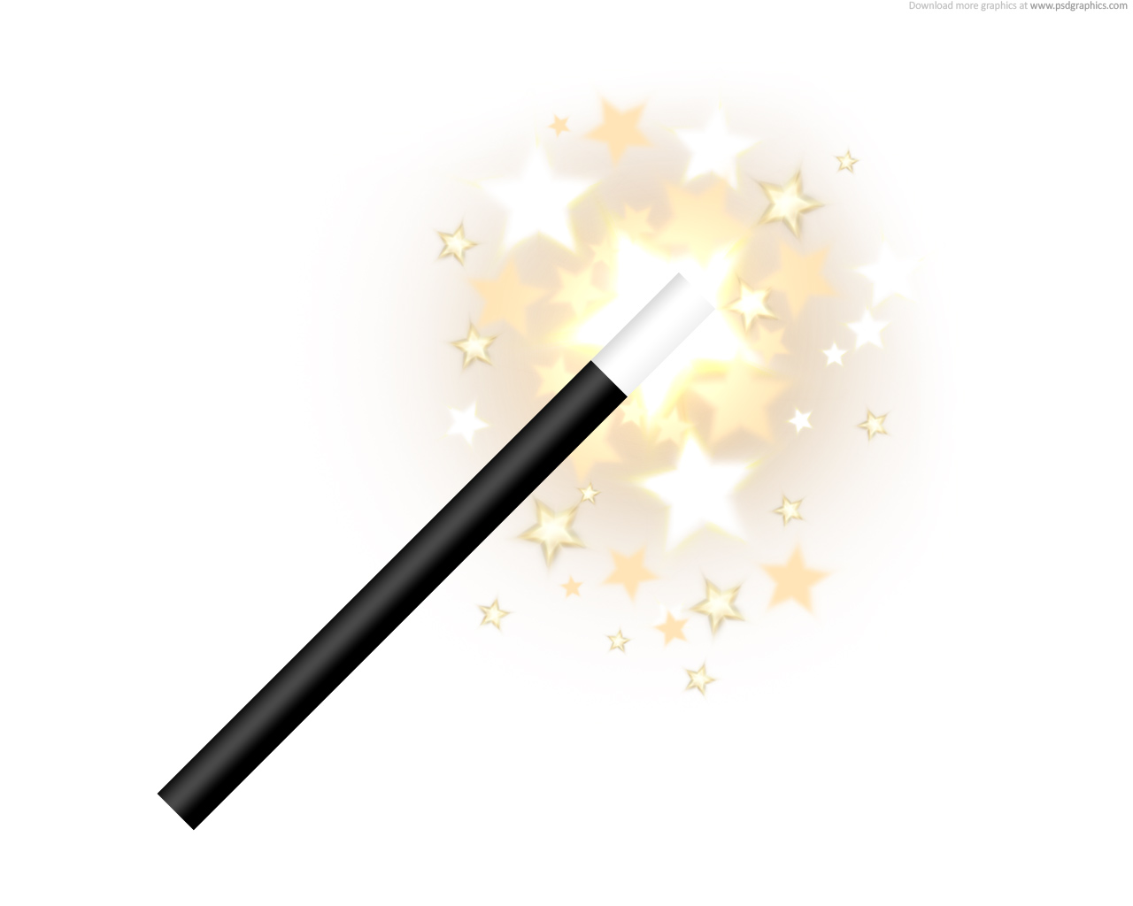 what is a magic wand