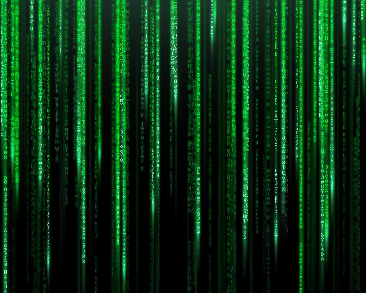Matrix Wallpaper Psdgraphics