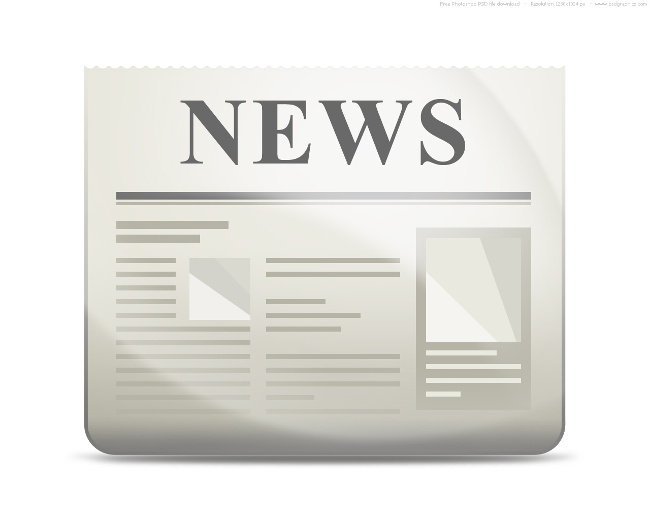 Newspaper Psd a newspaper  download PSD