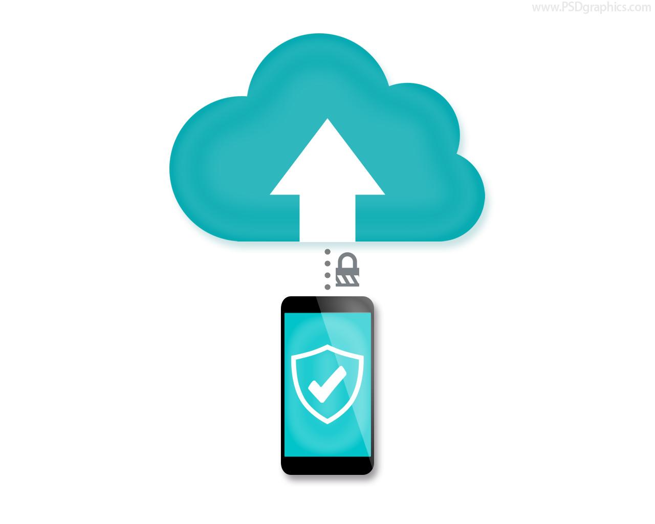 Online storage icon (PSD) | PSDGraphics: www.psdgraphics.com/psd/online-storage-icon-psd