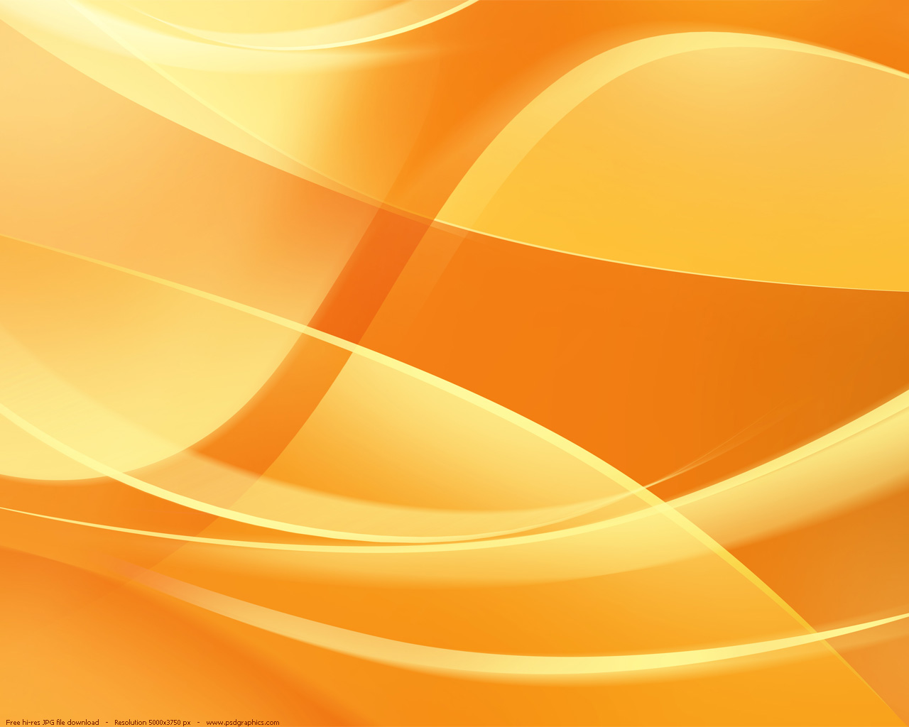 Wallpaper Orange Design : Abstract orange backgrounds psdgraphics