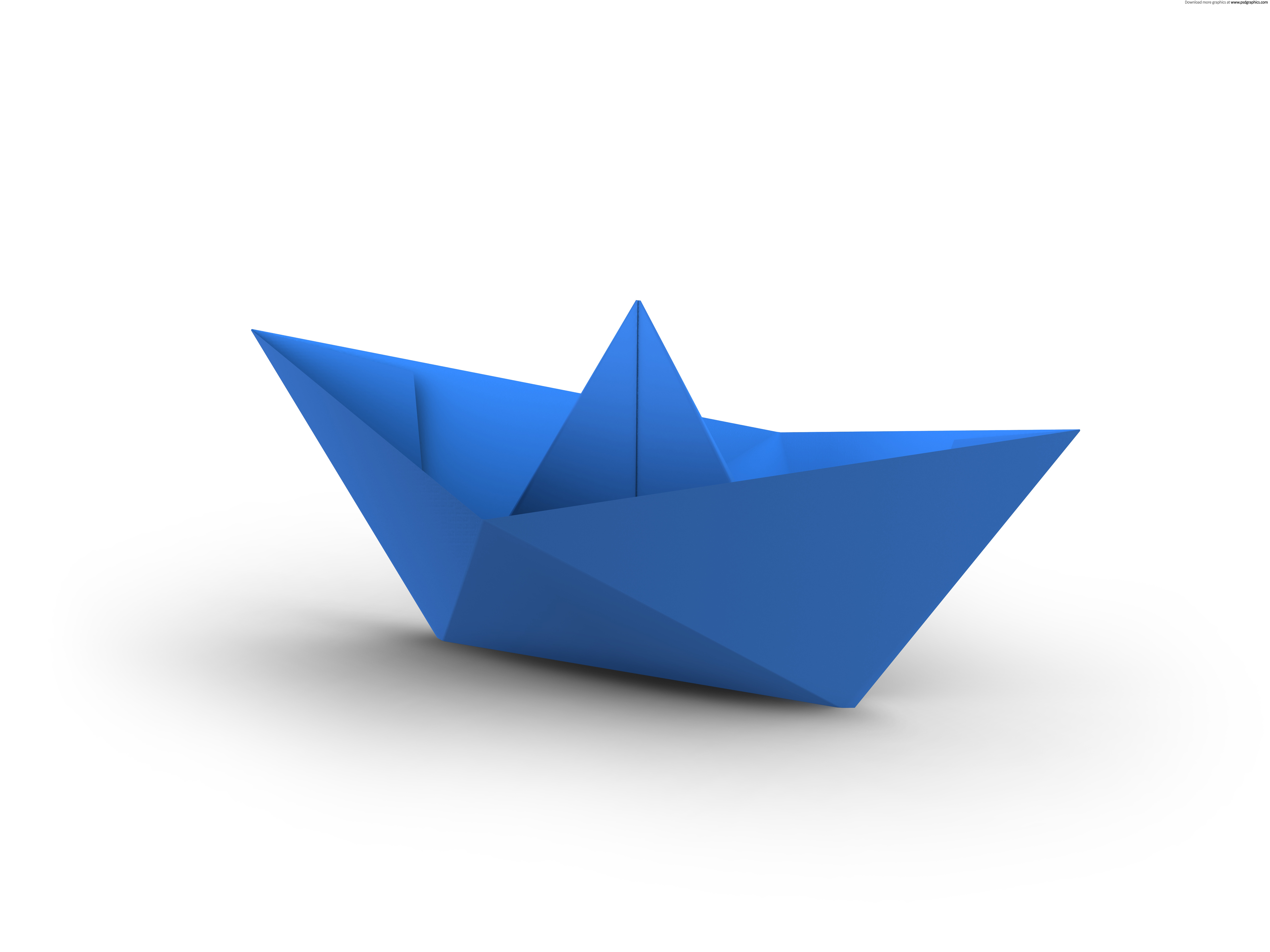 Paper Boat Instructions | 3750x5000