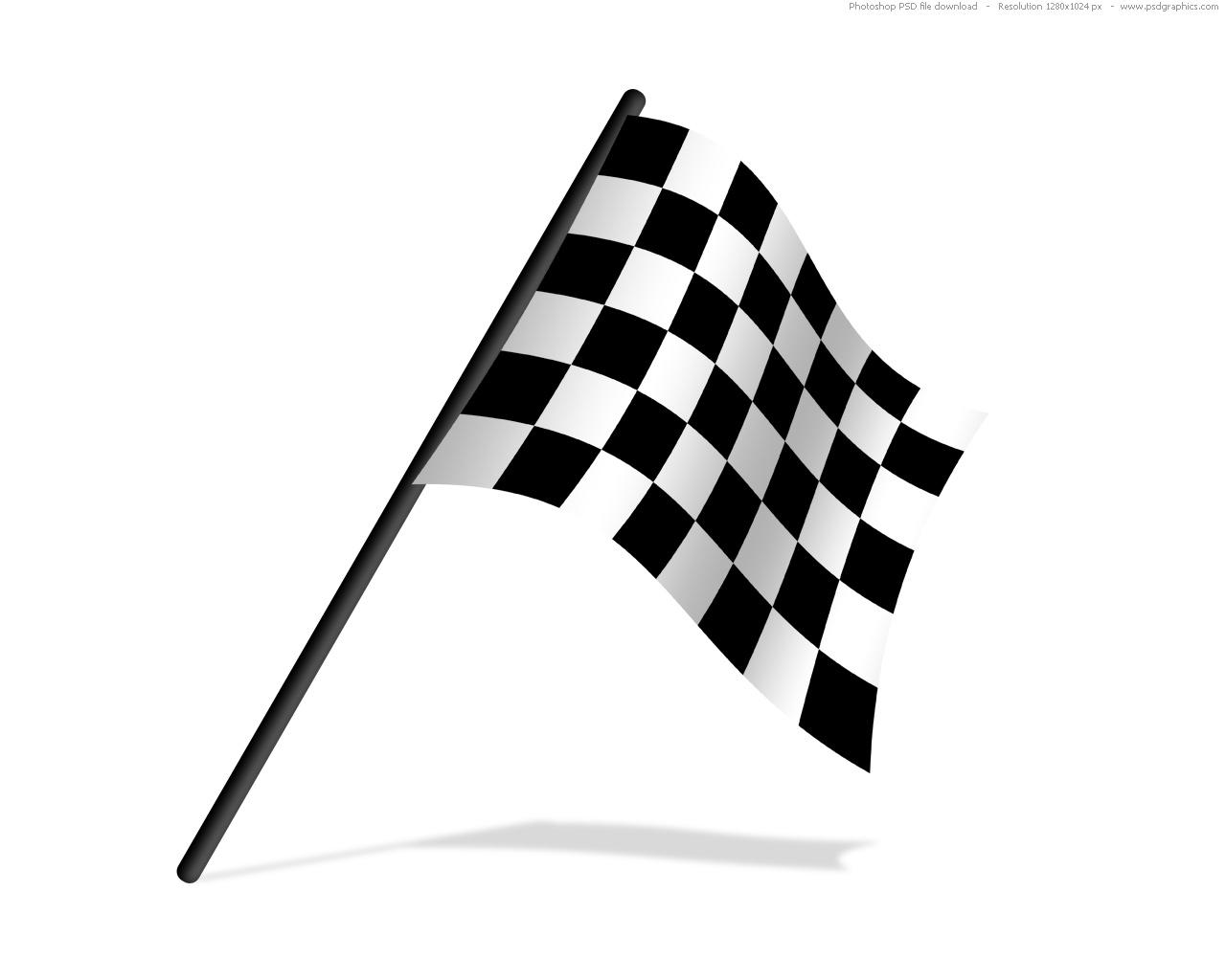 картинки с гоночными флагами