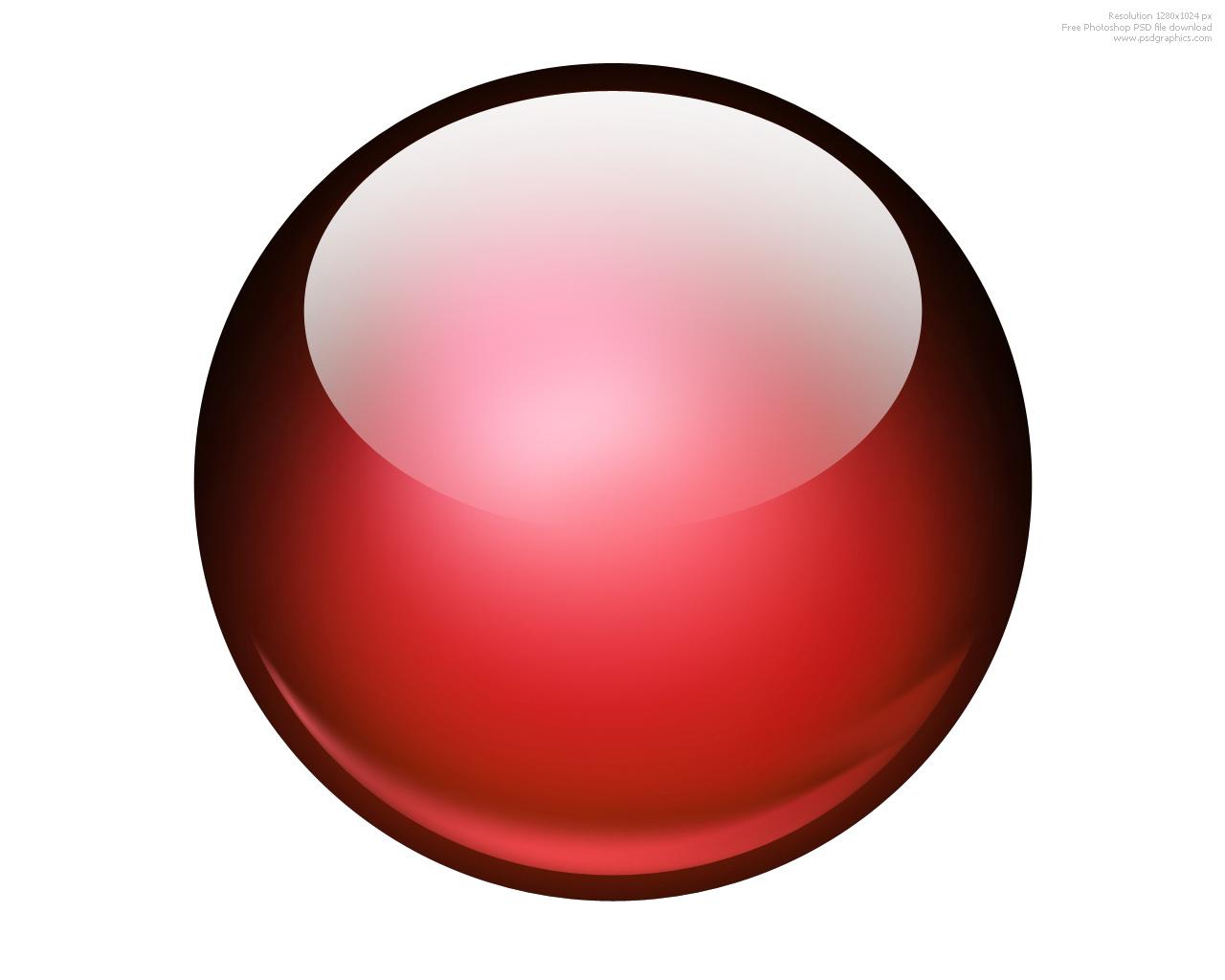 red ball 3d