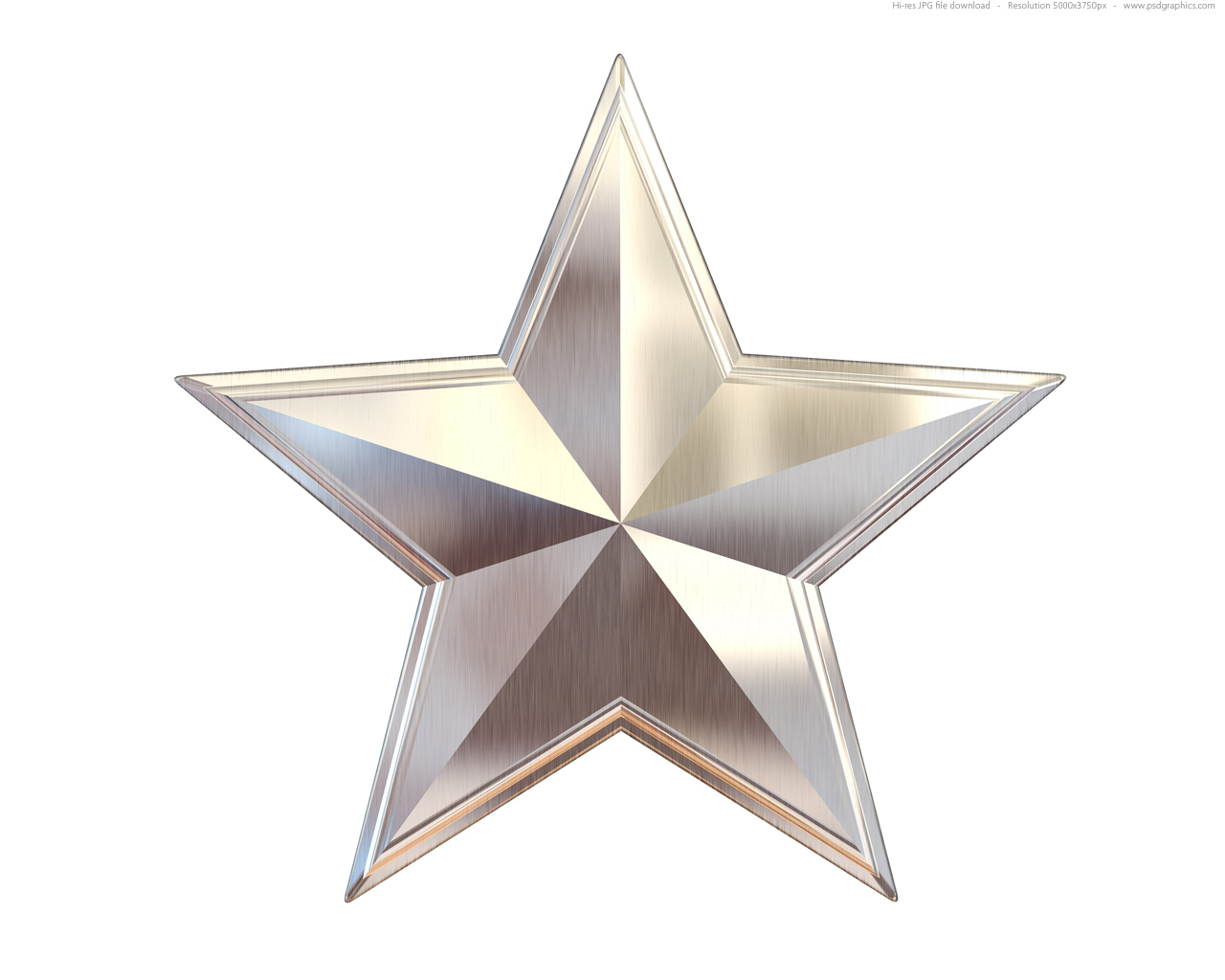 Gold & Silver Stars