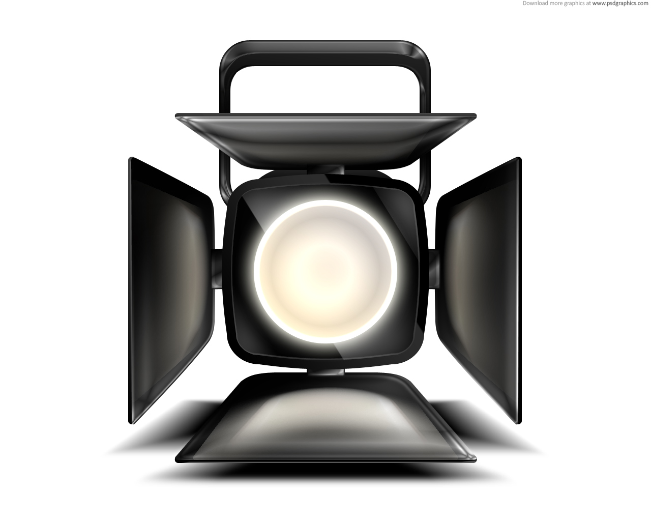 Spotlight Stage Icon