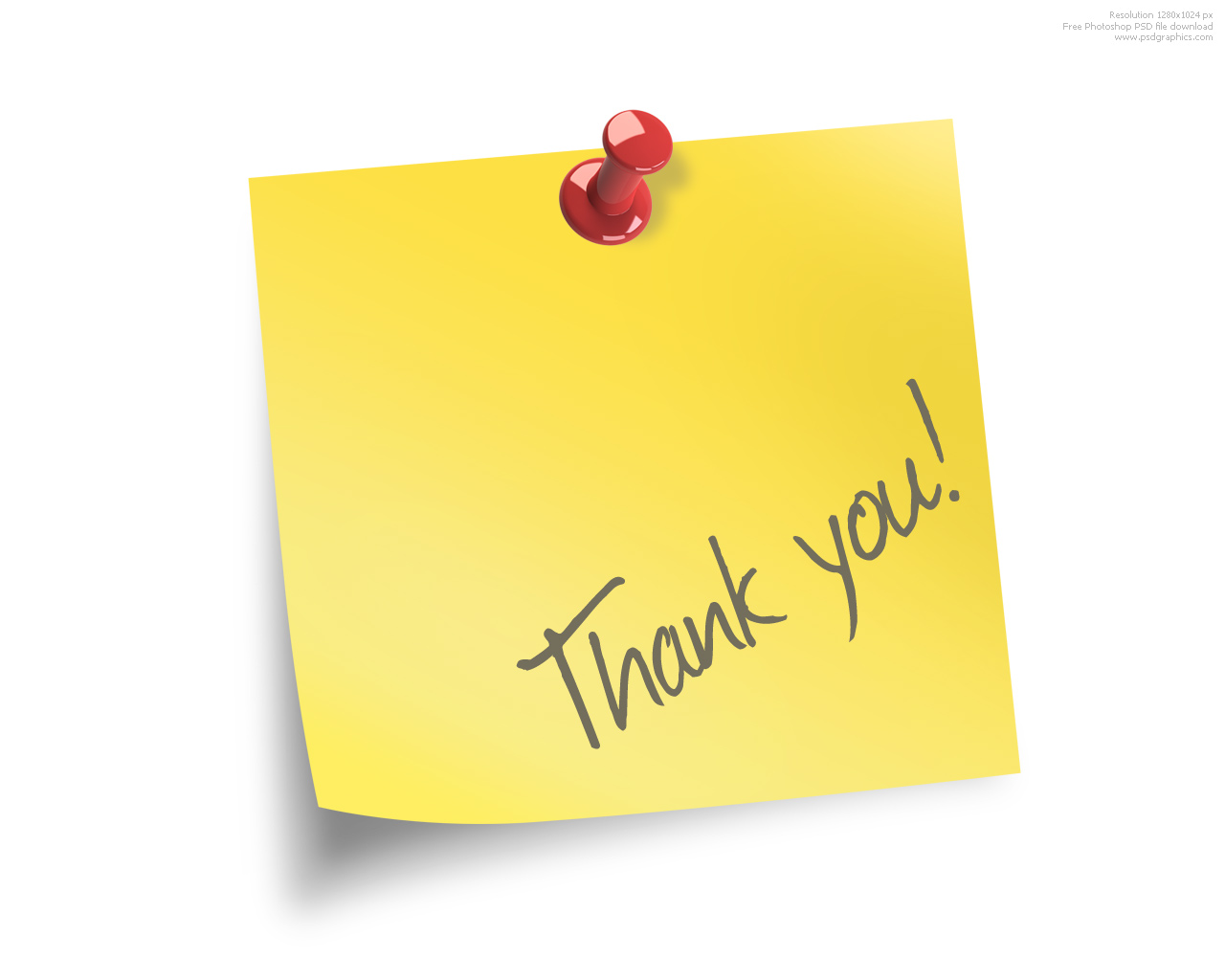 thank you note psdgraphics large preview thank you