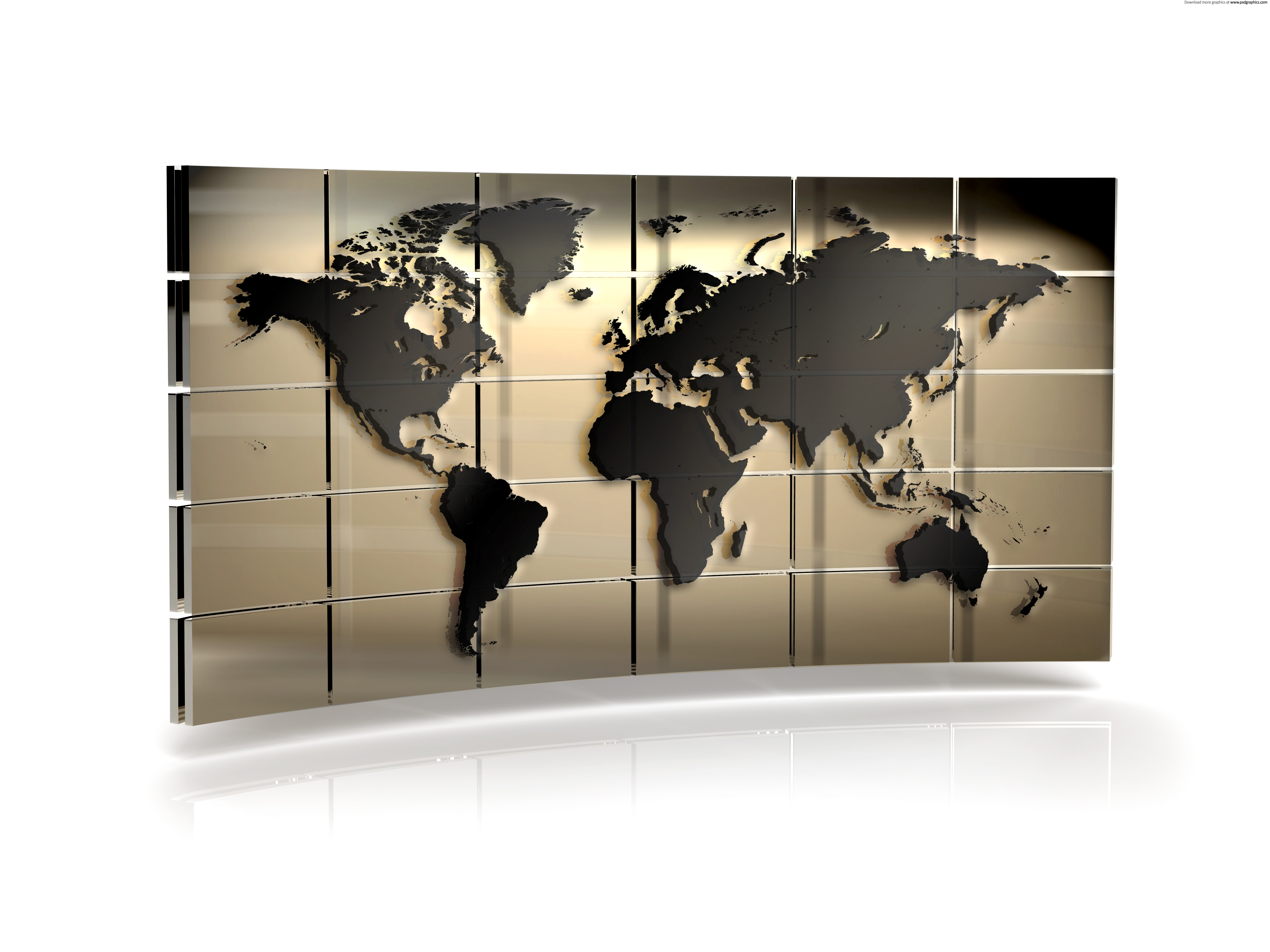 World map wall psdgraphics world map wall gumiabroncs Images