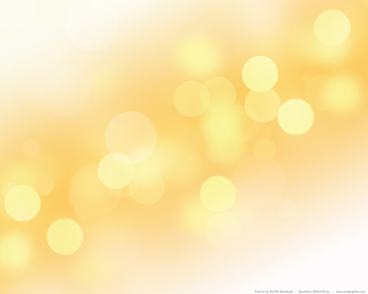 Soft yellow background