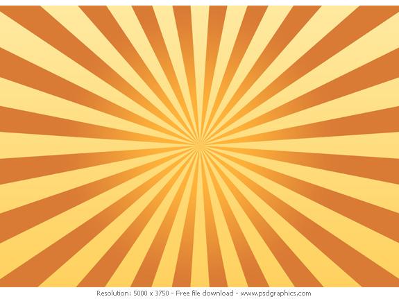 retro sunlight texture