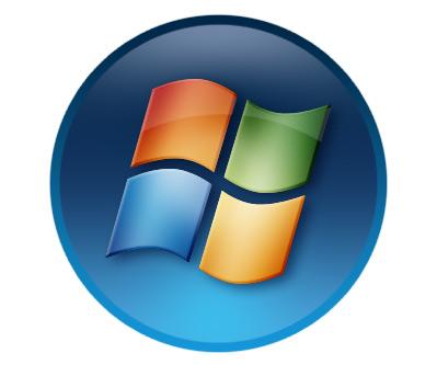 vista logo photoshop tutorial