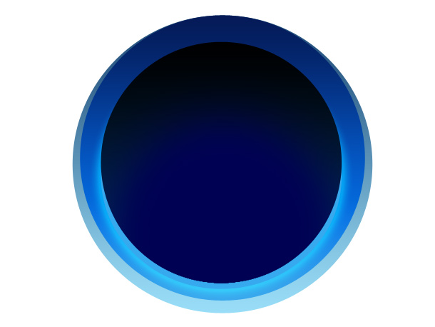 dark blue brush
