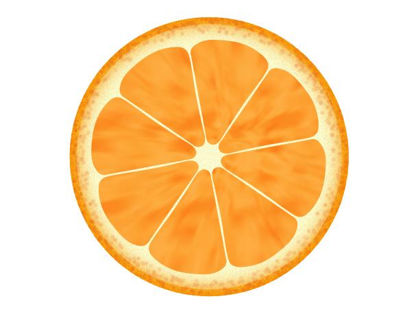 orange final look