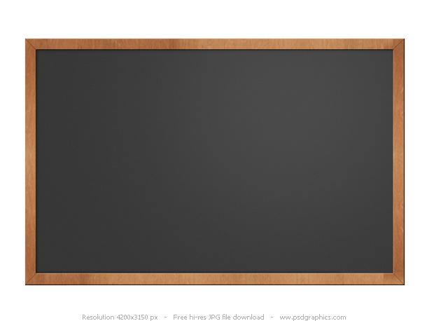 chalkboard