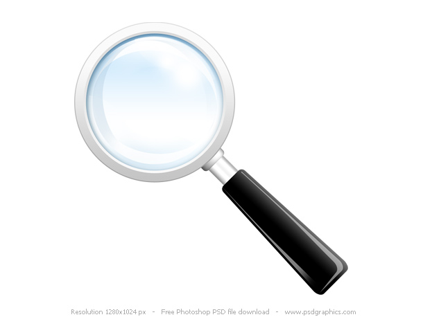 search icon. Resolution: 1280×1024 px. Full size preview: Magnifying glass