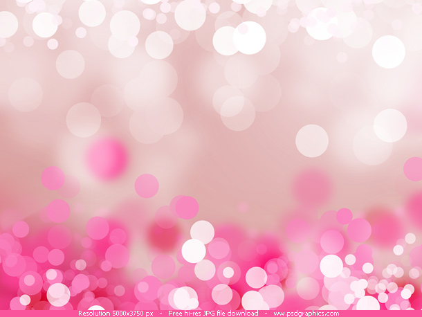 rose blurry lights
