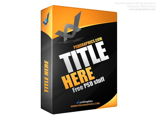 black software box
