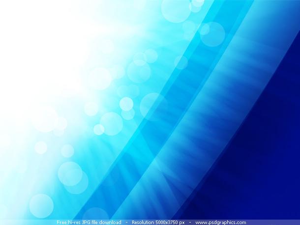 blue glitter lights background
