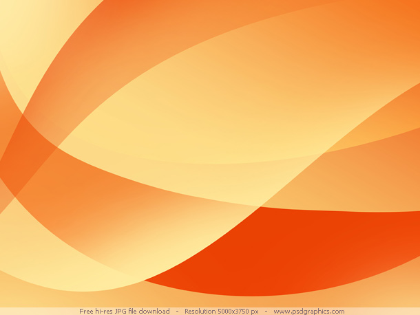 Beautiful abstract orange backgrounds. High resolution freebies for your web