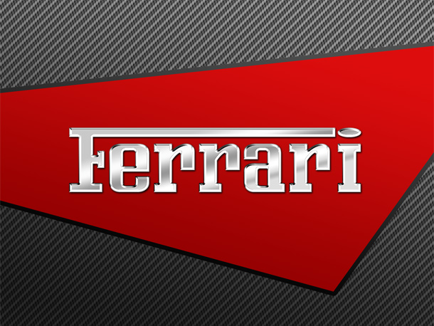 ferrari logo photoshop tutorial