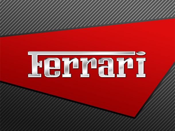 ferrari logo photoshop tutorial